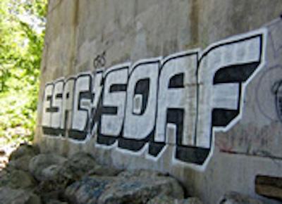 Cousin Chas on Graffiti