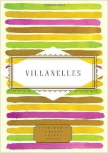 Villanelles cover