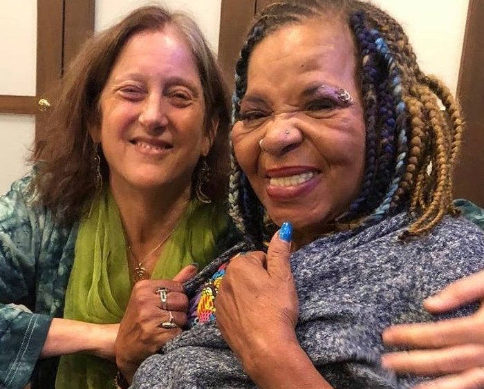 A Shudder of the Veil: Calling in My Mother, My Sister, & My Beloved Mentor Ntozake Shange