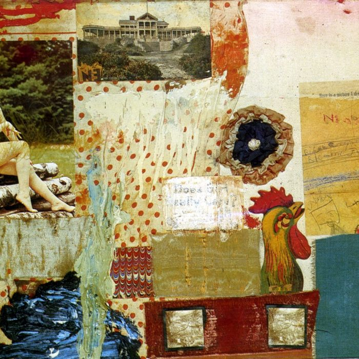 To Arouse Secrets: The Visceral Magic of Robert Rauschenberg