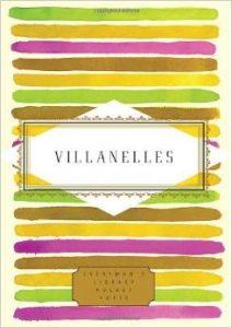 Villanelles cover
