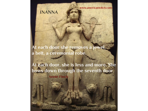 Inanna weekly spell