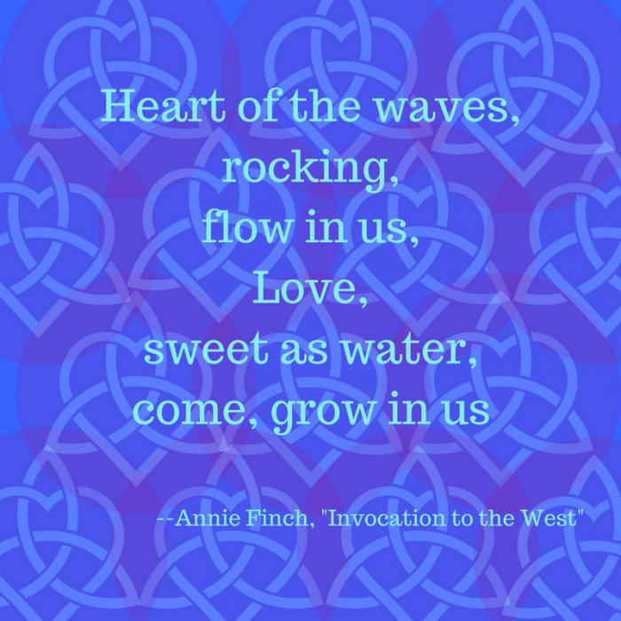 Love Sweet as Water #AnnieSpell